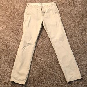 Sz 31W x 32L men's khaki pants
